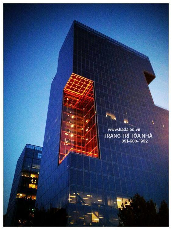 Chiếu sáng kiến trúc