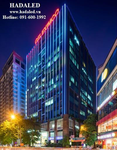 Trang trí tòa nhà bằng đèn LED trong con mắt của nhà Marketing 2